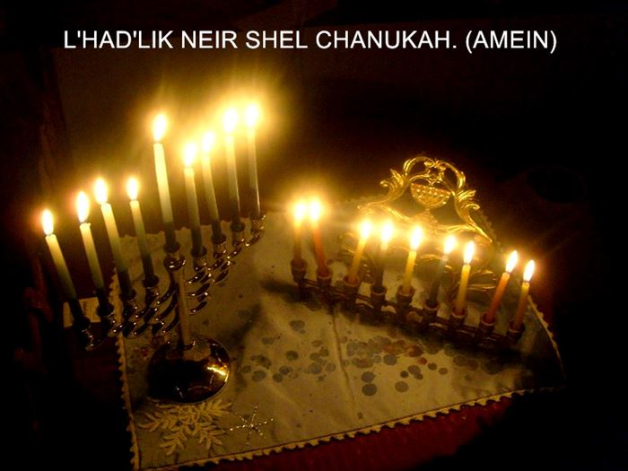 Best Happy Hanukkah Candle Lighting Prayer