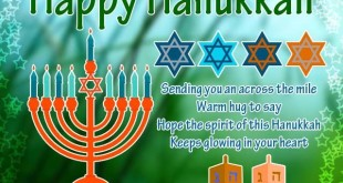 Unique Happy Hanukkah Greeting Messages