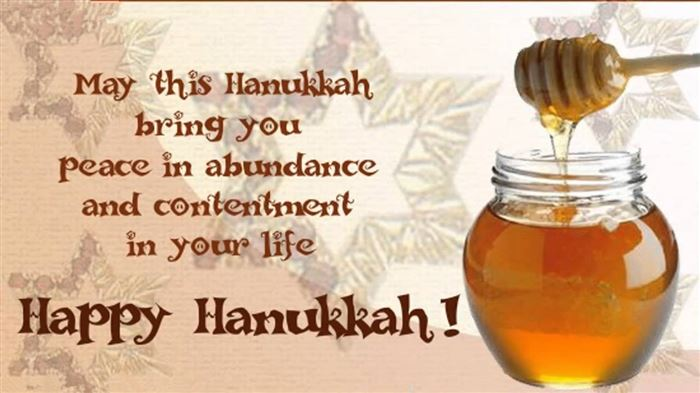 Inspirational Happy Hanukkah Greeting Messages