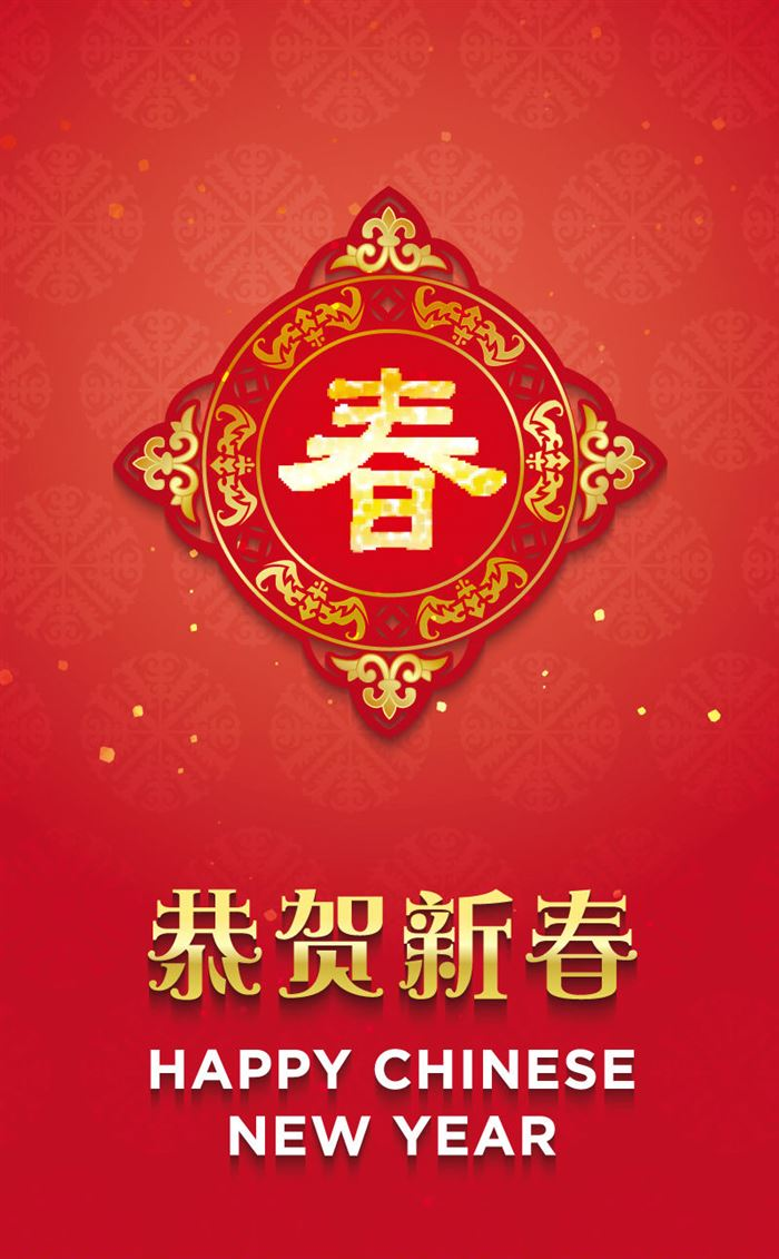 Best Chinese New Year Greeting In Chinese Words