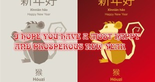 Best Chinese New Year Wishes Messages Monkey