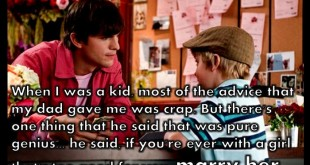 Famous Happy Valentine's Day Movie Quotes Ashton Kutcher