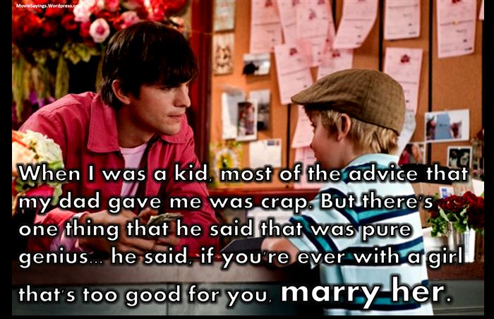 Unique Happy Valentine's Day Movie Quotes Ashton Kutcher