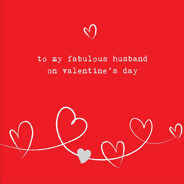Lovely Quotes On Happy Valentine's Day For Husbands