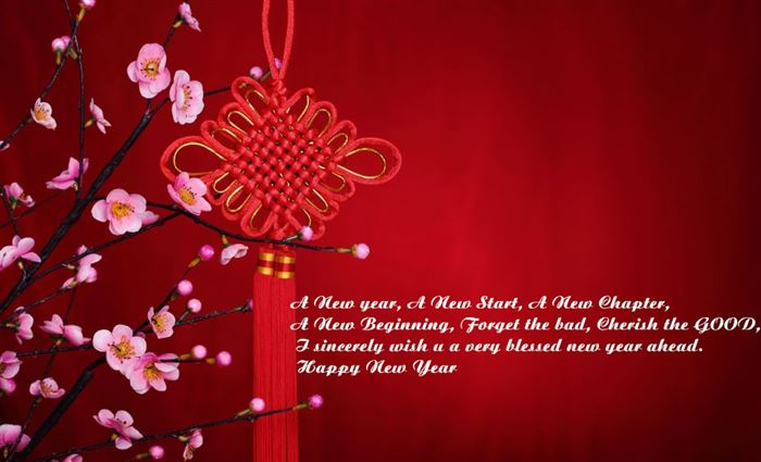 Unique Chinese New Year Messages Greetings In English