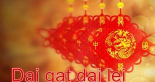 Top Chinese New Year Quotes In Cantonese