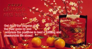 Top Greetings For Chinese New Year Card