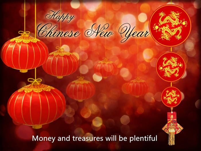 Short Greetings For Chinese New Year In English