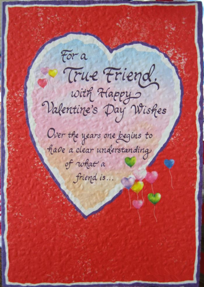 Unique Quotes About Happy Valentine's Day For Friends