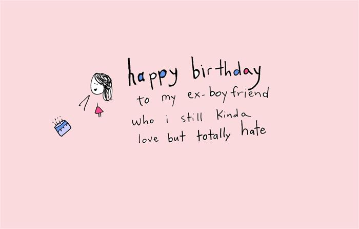 Short Funny Happy Birthday Messages To Boyfriends