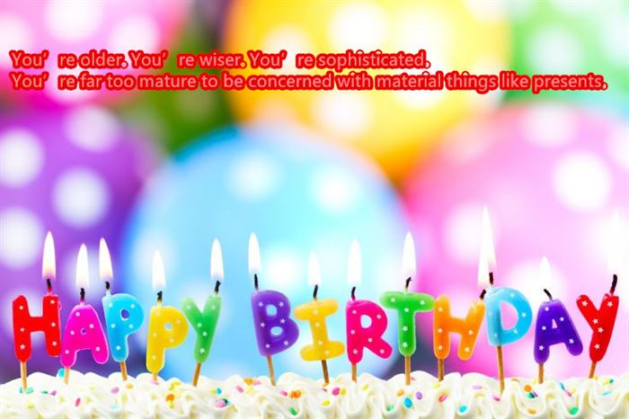 Funny Happy Birthday SMS Text Messages
