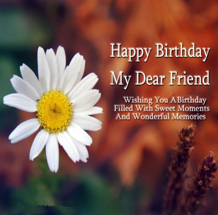 Unique Happy Birthday Greetings Message For Friends