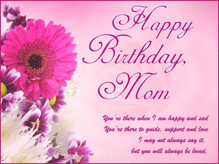 Unique Happy Birthday Greetings Message For Mother