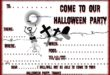 Unique Printable Halloween Invitations For Party